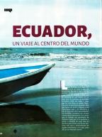 Ecuador: Un viaje al centro del mundo